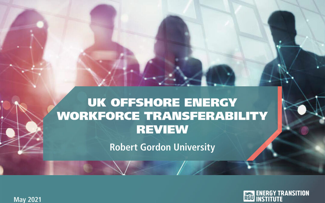 Majority of offshore workers to be delivering low carbon energy by 2030, report finds